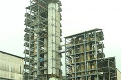 Distillation column at Atul