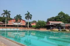 Swimming pool at Atul Club